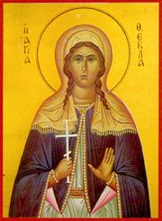 The Commemoration of the Miracle of the Theotokos Myrtidiotissis in Kythyra